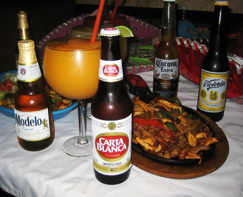 Imported Beer Fiesta Mexicana